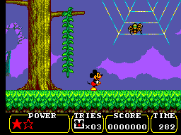 Land of Illusion Starring Mickey Mouse (Europe)
