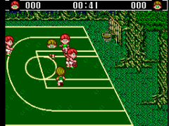 Basket Ball Nightmare (Europe)
