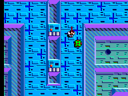 Maze Hunter 3-D (USA, Europe)