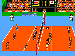 Great Volleyball (USA, Europe)