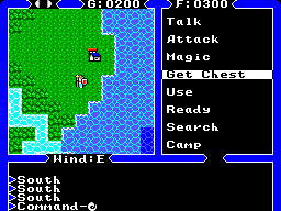 Ultima IV - Quest of the Avatar (Europe)