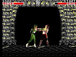 Mortal Kombat (Europe)