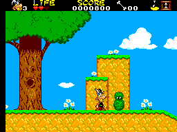 Asterix and the Secret Mission (Europe) (En,Fr,De)