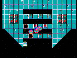Astro Warrior (Japan, USA)