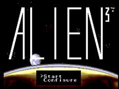 Alien 3 (Europe)