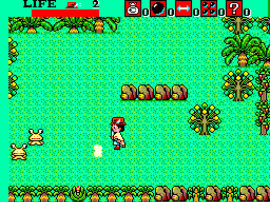 Aztec Adventure - The Golden Road to Paradise (World)