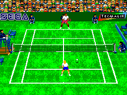 Andre Agassi Tennis (Europe)