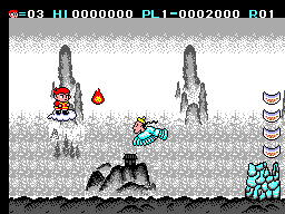 Cloud Master (USA, Europe)