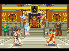 Fighter's History (USA) (Rev A)
