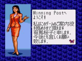 Winning Post (Japan)
