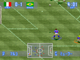Jikkyou World Soccer - Perfect Eleven (Japan) (Rev A)