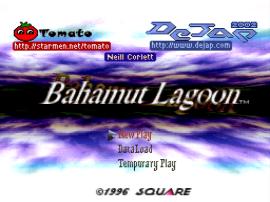Bahamut Lagoon (Japan) [En by DeJap+Neill Corlett+Tomato v1.3] (Real Hardware Edition)