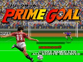 J.League Soccer Prime Goal (Japan) (Rev A)