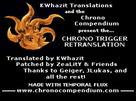 Chrono Trigger (USA) [En by Chrono Compendium v1.01]