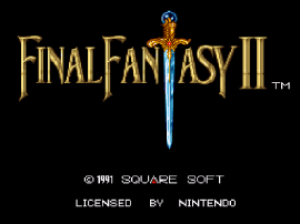 Final Fantasy II (USA) (Rev A)