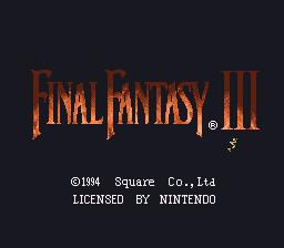 Final Fantasy III (USA) (Rev 1) [Hack by JCE3000GT v1.2] (Hard Type)