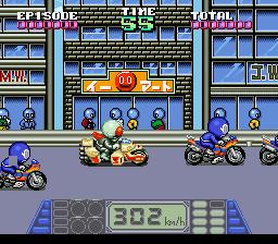 Kamen Rider SD - Shutsugeki!! Rider Machine (Japan)