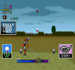 Mecarobot Golf (USA)