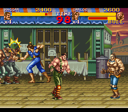 Final Fight 2 (USA)