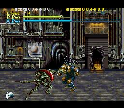 Alien vs. Predator (Europe)