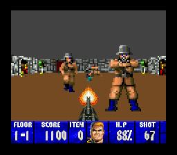 Wolfenstein 3D (Japan)