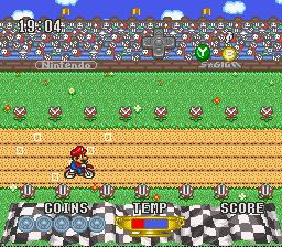 BS Excitebike - Bunbun Mario Battle Stadium 1 (Japan)