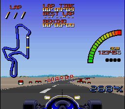 Nigel Mansell's World Championship (Europe) (Gremlins License)
