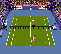 Andre Agassi Tennis (Japan)