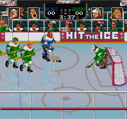 Hit the Ice (USA)