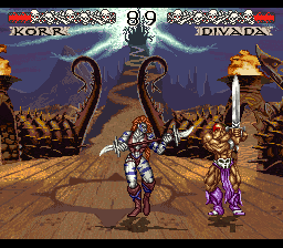 Weapon Lord (Europe)