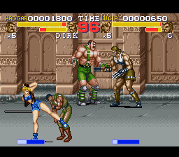 Final Fight Tough (Japan)