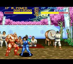 World Heroes 2 (Japan)