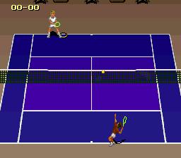 Jimmy Connors Pro Tennis Tour (Japan)