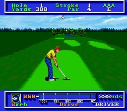 PGA Tour Golf (Japan)