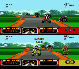 Road Riot 4WD (USA)