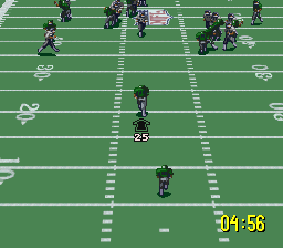 NFL Quarterback Club '96 (Europe)