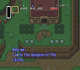 Legend of Zelda, The - A Link to the Past (Europe)
