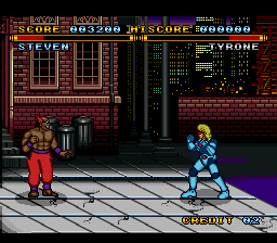 Street Combat (USA)