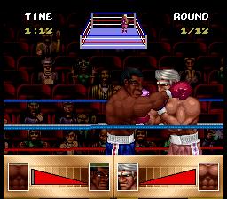 Riddick Bowe Boxing (USA)