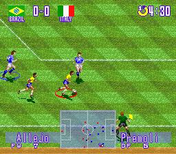 International Superstar Soccer Deluxe (Europe)