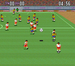 Super Soccer (Europe)