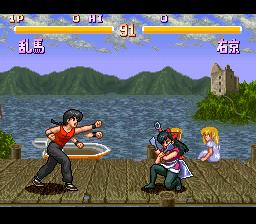Ranma 1-2 - Chougi Ranbu Hen (Japan)