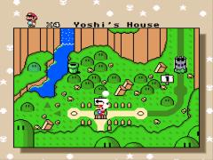 Play SNES Super Mario World (USA) [Hack by BMF54123 v0 20