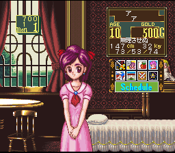 Princess Maker - Legend of Another World (Japan)