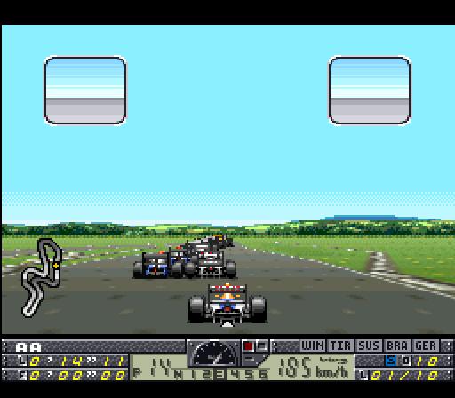 Human Grand Prix II (Japan)