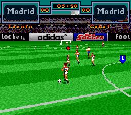 World Soccer (Europe)