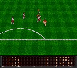World Soccer '94 - Road to Glory (USA)