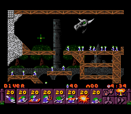 Lemmings 2 - The Tribes (USA)