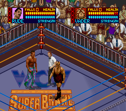 WCW Super Brawl Wrestling (USA)