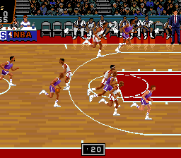 NBA Showdown (USA)